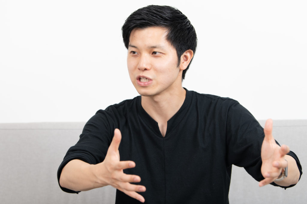 ecbo工藤氏